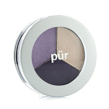 PurMinerals Perfect Fit Trio de Sombra de Ojos - Wild Child (Thrill Seeker, Chaos, Mayhem)  3g/0.11oz