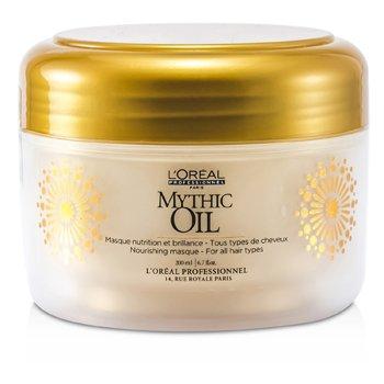 L'Oreal Mythic Oil Besleyici Maske (Tüm Saç Tipleri İçin)  200ml/6.7oz