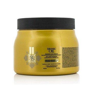 L'Oreal Mythic Oil Nourishing Masque (Todos tipos de cabelo)  500ml/16.9oz