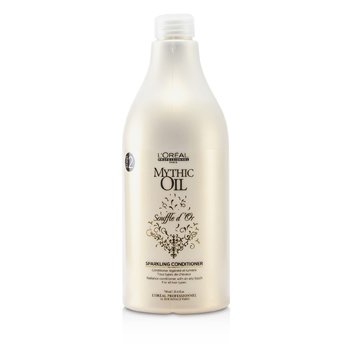 L'Oreal Professionnel Mythic Oil Souffle d'Or Sparkling Conditioner (For All Hair Types)  750ml/25.4oz