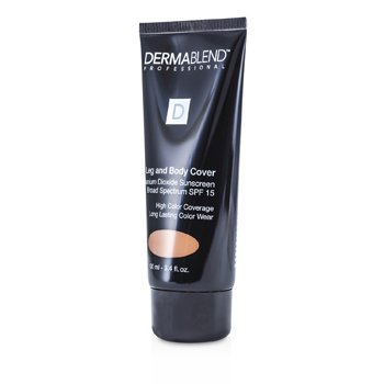 Leg & Body Cover SPF 15 (Full Coverage & Long Wearability)  100ml/3.4oz