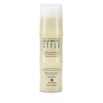 Alterna Bamboo Style Deep Cleanse Clarifying Shampoo  250ml/8.5oz