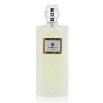 Givenchy Les Parfums Mythiques - Givenchy III ماء تواليت بخاخ (علبة بيج)  100ml/3.3oz