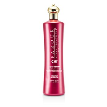 CHI Farouk Royal Treatment Super Volume Shampoo (For Fine, Limp and Oily Hair)  946ml/32oz