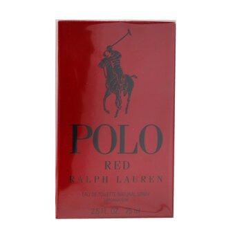 Polo Red Eau De Toilette Spray  75ml/2.5oz