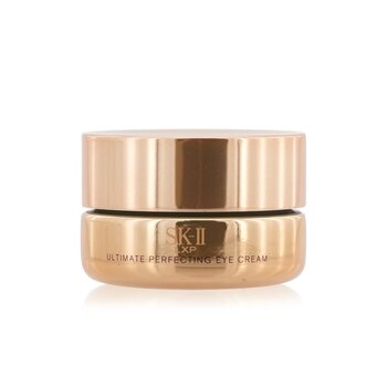 SK II LXP Ultimate Perfecting Eye Cream - Krim Mata  15g/0.5oz