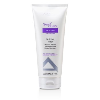 Semi Di Lino Moisture Nutritive Mask (For Dry Hair)  200ml/6.76oz