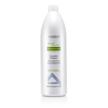 Semi Di Lino Reconstruction Reparative Shampoo (For Damaged Hair)  1000ml/33.81oz