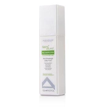 Semi Di Lino Reconstruction Anti-Breakage Daily Fluid (For Damaged Hair)  125ml/4.22oz