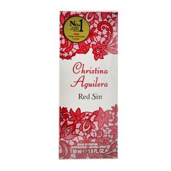 Red Sin Eau De Parfum Spray  50ml/1.6oz