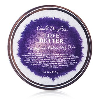 Love Butter (For Dry to Extra Dry Skin)  113g/4oz
