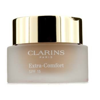 Clarins Extra Comfort Foundation SPF15 - # 107 Beige  30ml/1.1oz