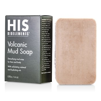Bioelements Volcanic Mud Soap  170g/6oz