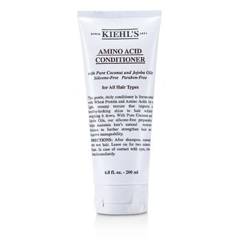 Kiehl's Amino Acid Conditioner (For All Hair Types)  200ml/6.8oz