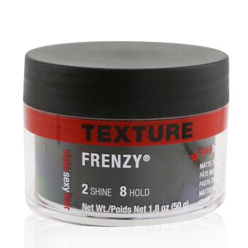 Sexy Hair Concepts Style Sexy Hair Frenzy Matte Texturizing Paste - Penggaya Rambut  50g/1.8oz