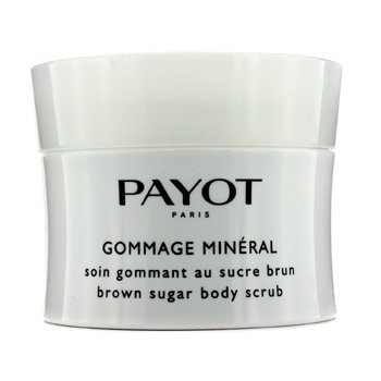Payot Esfoliante Para Corpo Gommage Mineral Brown Sugar  200ml/6.7oz