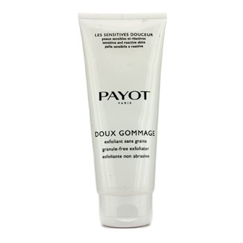 Payot Les Sensitives Douceur Doux Gommage Granule-Free Exfoliator (Tamanho profissional)  200ml/6.7oz