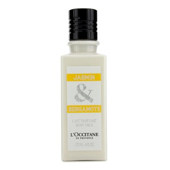 L'Occitane Jasmin & Bergamote Body Milk  175ml/6oz
