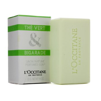 L'Occitane The Vert & Bigarade Perfumed Soap  125g/4.4oz