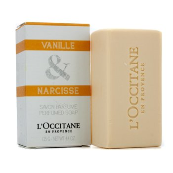 L'Occitane Vanille & Narcisse Perfumed Soap  125g/4.4oz
