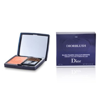 Christian Dior DiorBlush Vibrant Colour Powder Blush - # 556 Amber Show  7g/0.24oz
