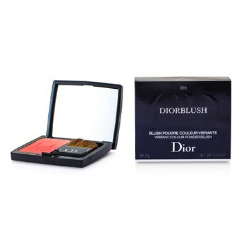 Christian Dior DiorBlush Rubor en Polvo Color Vibrante - # 889 New Red  7g/0.24oz