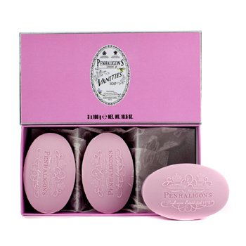 Vanities Soap  3x100g/3.5oz