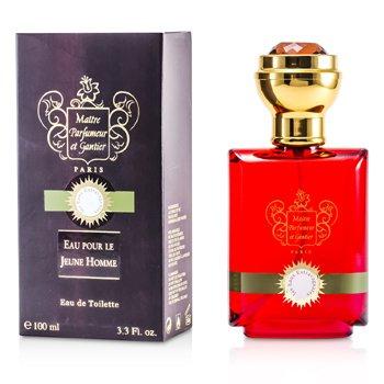 Maitre Parfumeur et Gantier Pour Le Jeune Extravagante Eau De Toilette Spray  100ml/3.4oz
