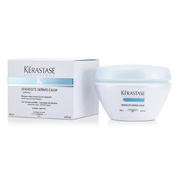 Kerastase Specifique Sensidote Dermo-Calm Soothing Valming Masque (Sensitive Scalp - All Hair Types)  200ml/6.8oz