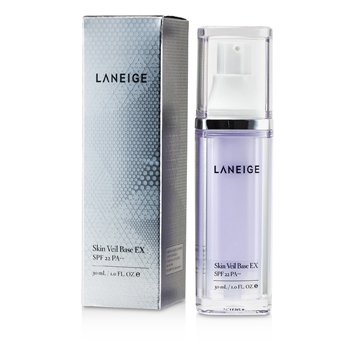 Laneige Skin Veil Base EX SPF 22 - Alas Bedak - # No. 40 Light Purple  30ml/1oz