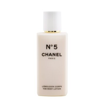 Chanel No.5 The Body Lotion - Losion Tubuh  200ml/6.8oz