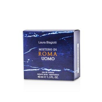 Mistero Di Roma Uomo Eau De Toilette Spray 81190199  40ml/1.3oz