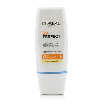 Dermo-Expertise UV Perfect 12H LongLasting UVA/UVB Protector SPF50+/PA+++ - #Even Complexion  30ml/1oz