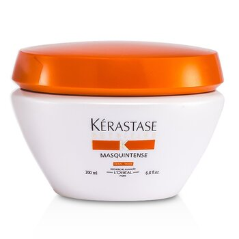 Kerastase Tratamento Nutritivo Masquintense Exceptionally Concentrated Nourishing (Para Cabelos Secos e Sensíveis)  200ml/6.8oz