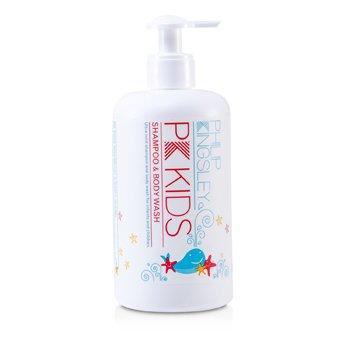PK Kids Shampoo & Body Wash (For Infants and Children)  500ml/16.9oz