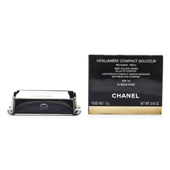 Chanel Phấn Trọng Lượng Nhẹ Cpt MU SPF10 (hàng nạp lại) # 32 Beige Rose  13g/0.45oz