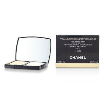 Chanel Vitalumiere Compact Douceur Lightweight Compact Makeup SPF 10 - # 20 Beige  13g/0.45oz