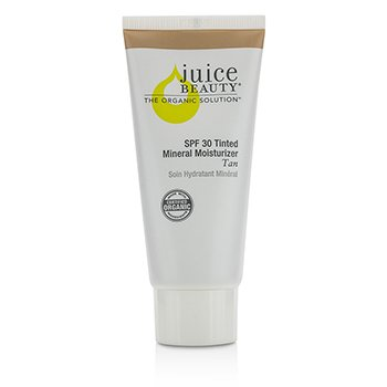SPF 30 Tinted Mineral Moisturizer - Tan  60ml/2oz