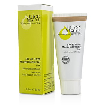 Juice Beauty SPF 30 Tinted Mineral Moisturizer - Tan  60ml/2oz