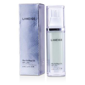 Laneige Skin Veil Bază Fond de Ten EX SPF 22 - # Nr. 60 Verde Deschis  30ml/1oz