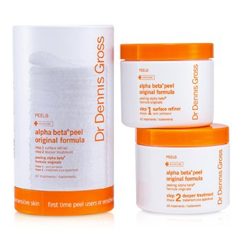 Dr Dennis Gross Alpha Beta Peel - Fórmula Original (Para Piel Sensible; Frasco)  60 Treatments