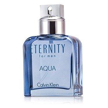 Eternity Aqua Eau De Toilette Spray (Unboxed)  100ml/3.4oz