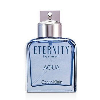 Calvin Klein Eternity Aqua Eau De Toilette Spray (Sin Caja)  100ml/3.4oz