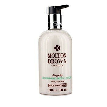 Molton Brown Gingerlily Nourishing Body Lotion  300ml/10oz
