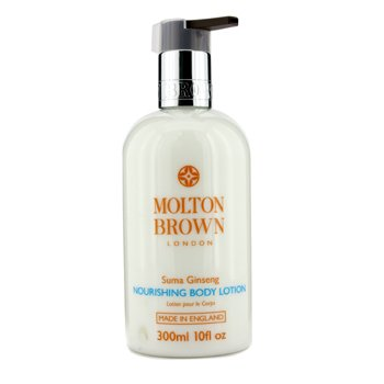 Molton Brown Odżywczy balsam do ciała z żeń-szeniem Suma Ginseng Nourishing Body Lotion  300ml/10oz