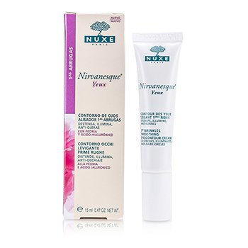 Nuxe Nirvanesque 1st Wrinkles Smoothing Eye Contour Cream  15ml/0.47oz