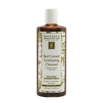 Red Currant Exfoliating Cleanser - For Normal to Combination Skin  125ml/4.2oz