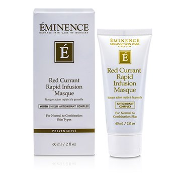 Eminence Red Currant Rapid Infusion Masque (Normal to Combination Skin)  60ml/2oz