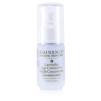 Lavender Age Corrective Night Concentrate - For Normal to Dry Skin, especially Mature  35ml/1.2oz