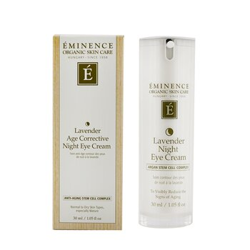Lavender Age Corrective Night Eye Cream - For Normal to Dry Skin, especially Mature  30ml/1.05oz